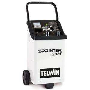 Laddare med starthjälp och timer Sprinter 6000