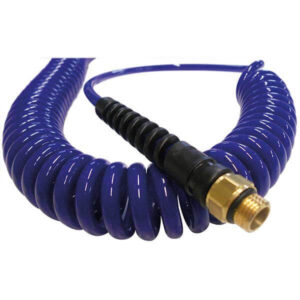 Spiralslang för tryckluft