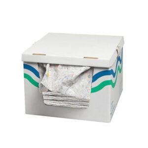 Textilfiberdukar i kartong