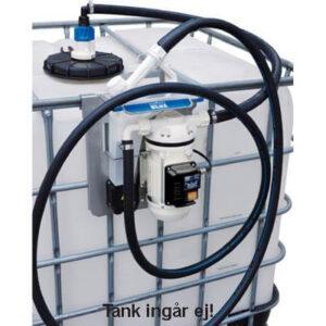 AdBluepump för IBC-tank