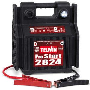 Starthjälp batteridriven