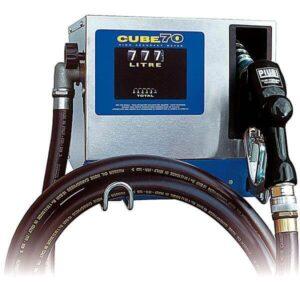 Dieselpump pumpautomat Cube