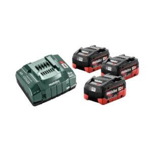 Batterier och laddare 18 Volt från Metabo
