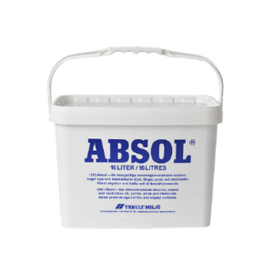 granulat Absol i hink