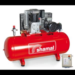 Kolvkompressor 7,5 hk Shamal