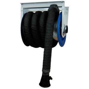 Slangupprullare 10m/125mm slang