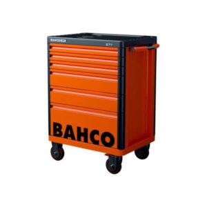 Vagn för verktyg 6 lådor