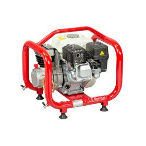 Bensindriven kompressor MK238 från Shamal