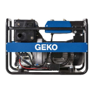 dieseldrivet elverk 10010ED-S/ZEDA från GEKO