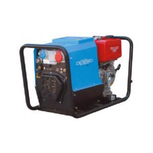 Dieseldriven motorsvets MPM 5/180 från GenSet