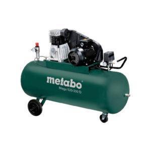 Oljesmord kolvkompressor 2-cylindrig