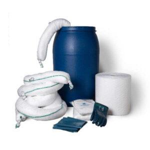 Stort spillkit för petroleumbaserad vätska