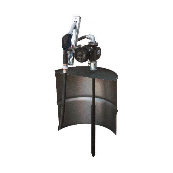 Elektrisk pump för diesel i helfat