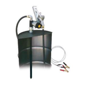 Pump för diesel i helfat