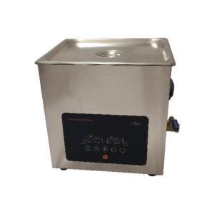 Rostfri ultraljudstvätt för smådelar