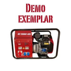 Elverk bensin GE 13000 från Mosa