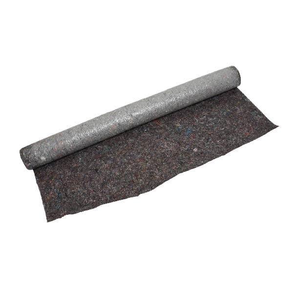 Täckfilt floorcover på rulle