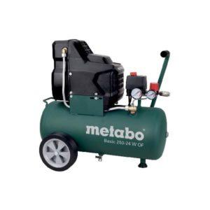 Oljefri kompressor från Metabo 2 hk